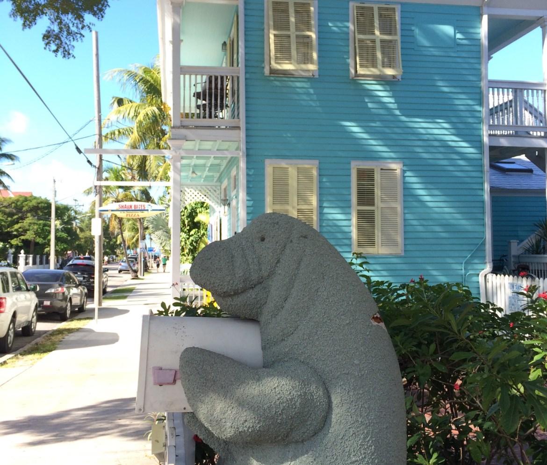 Florida Keys, Robbe