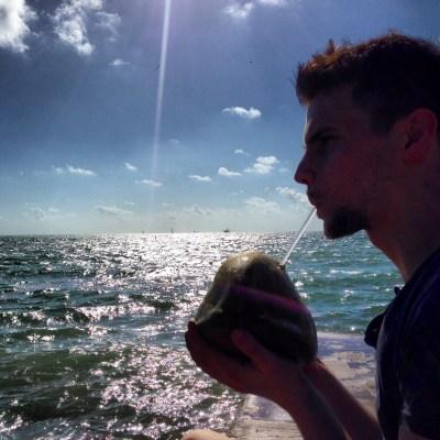 Key West, Steg