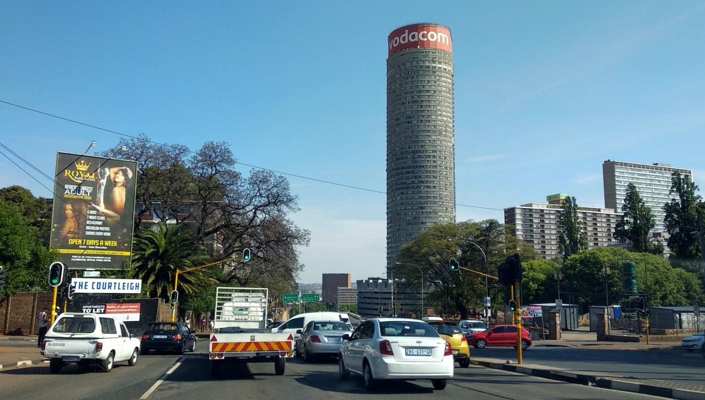 Ponte City Tower Aussenansicht