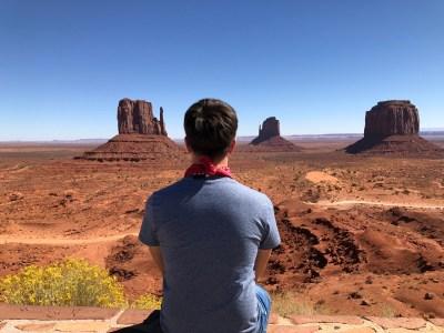 Monument Valley, Visitor Center, USA Roadtrip 2018