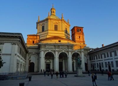 Mailand Kirche