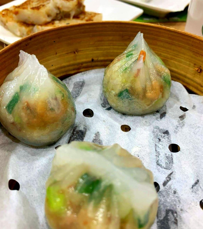 Tim Ho Wan Gemüse Dumplings