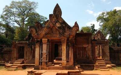 Portal von Banteay Srei