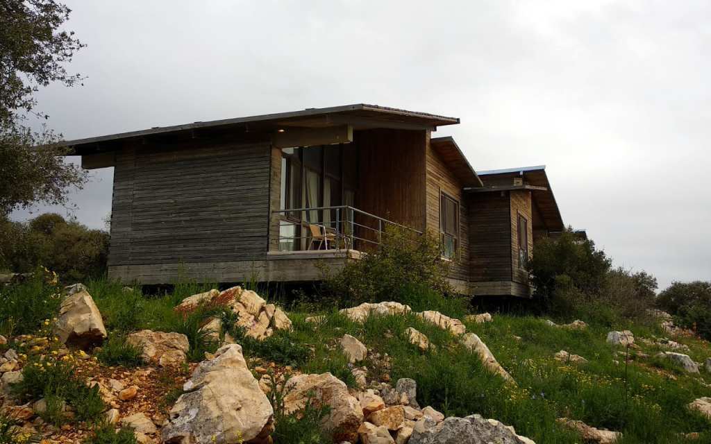 Cottages at Ajloun Forest Reserve