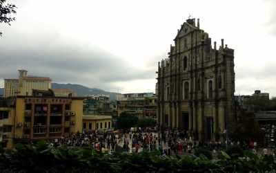 Ingreja de Sao Paulo, Macau