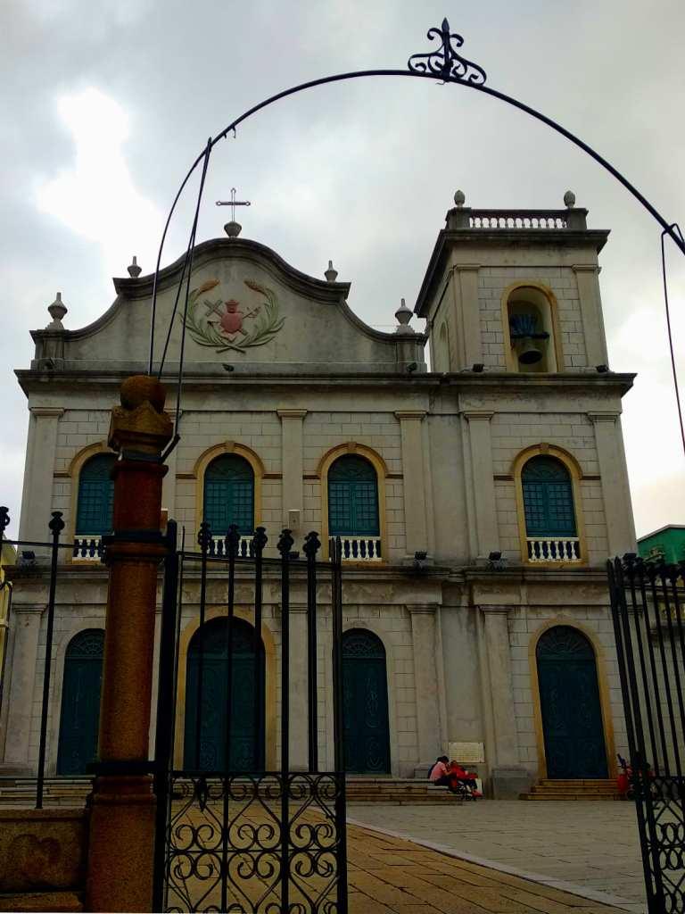 St. Lazarus' Church, Macau