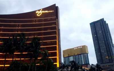 Wynn & MGM Hotels in Macau