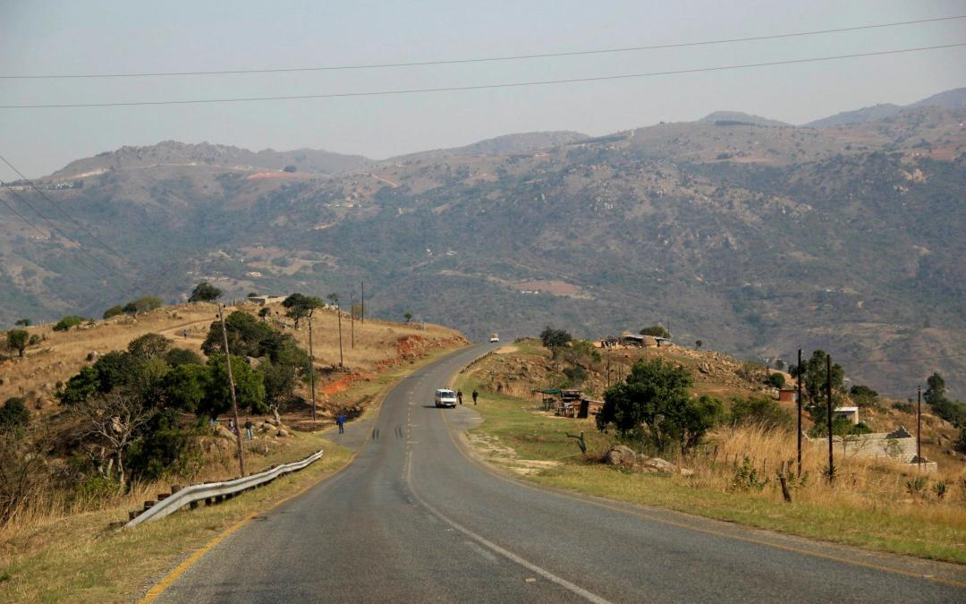 Cruisin' across Swaziland