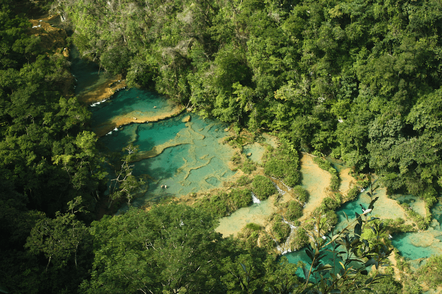 Semuc Champey: Visiting Indigenous Land