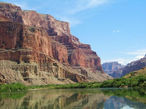Grand Canyon River View