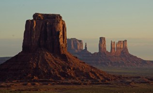 Monument Valley Artists Point