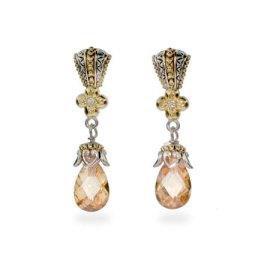 vintage_champagne_earrings