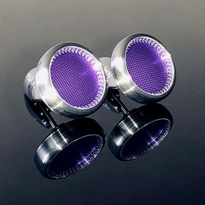Eves & Gray Cufflinks 1 Plain