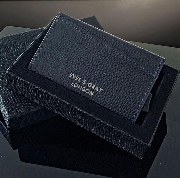 RFID Italian Leather Wallet Black