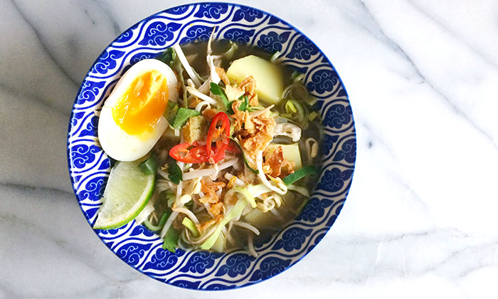 soto ayam recipe eveseason