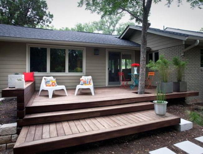 Deck terrace Inspiration
