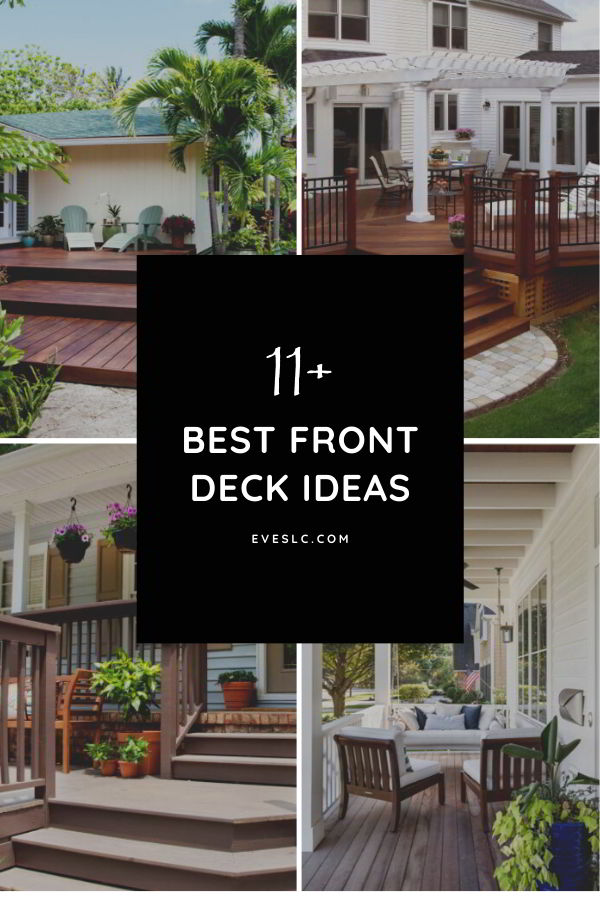 Best front deck ideas