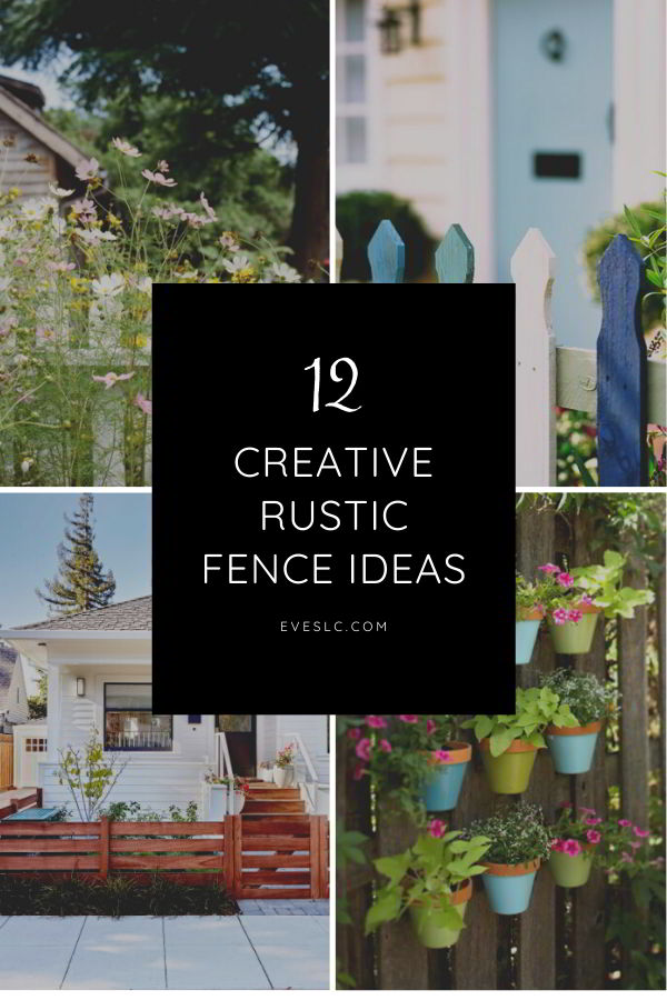 Best rustic fence ideas