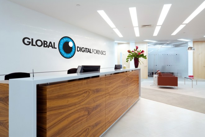 The Offices of Global Digital Forensics in New York City