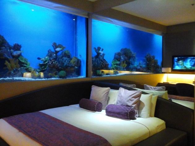 Aqua Room @Hotel H2O