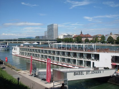 Basel river rhine, vinneve5