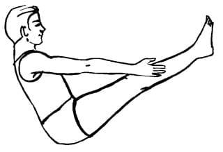 "Yoga ""Abs"""