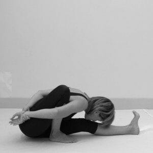 Families of Yoga Poses: Forward Bends