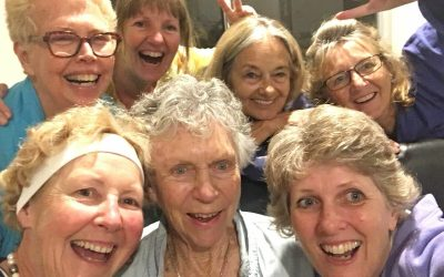 There's Nothing Like a Dame: Women Together