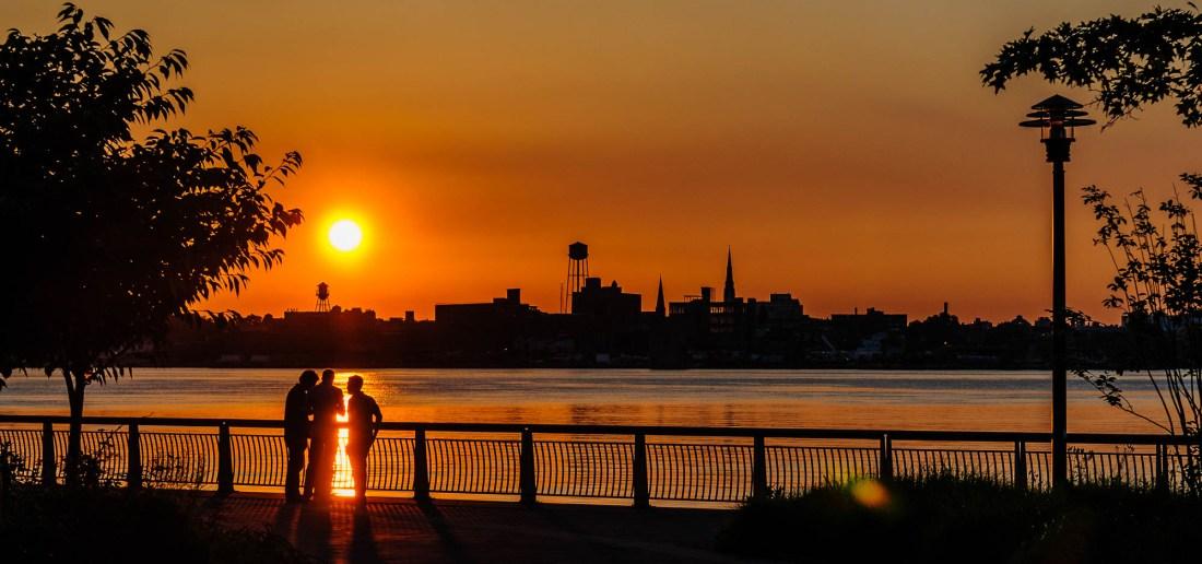 East River Park Sunrise