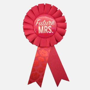 Badge 'Future Mrs'