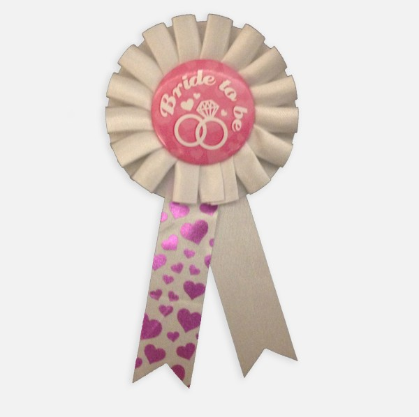 Badge Bride to be evjf