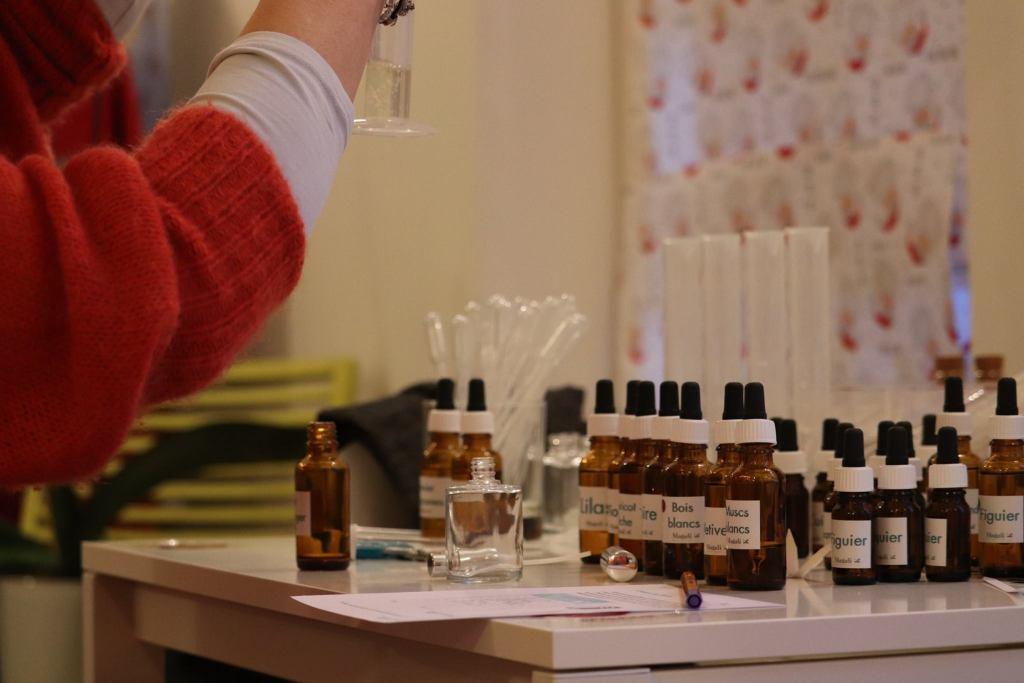 Atelier-parfumerie