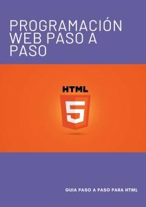 programacion en HTML