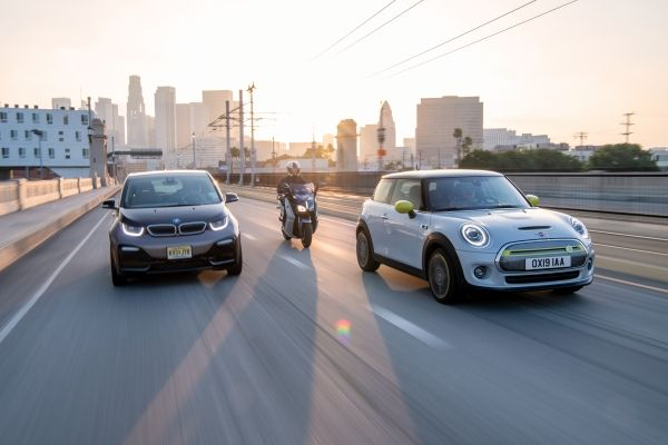 All-New Battery Electric MINI Cooper SE-3