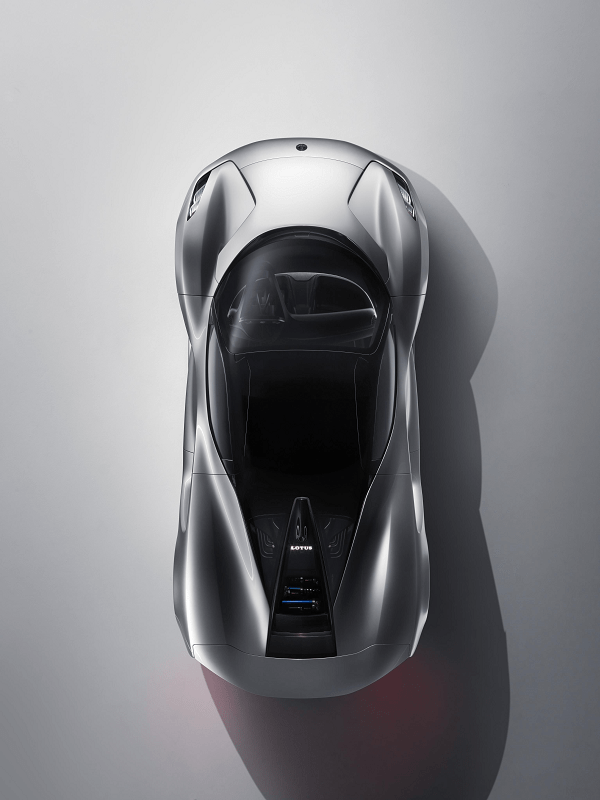 Lotus Evija the world's first pure electric British hypercar-2
