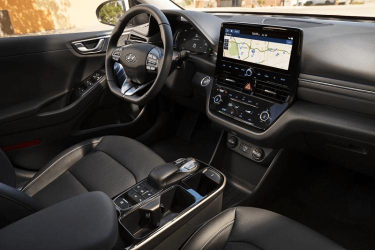 2020 IONIQ Electric interior