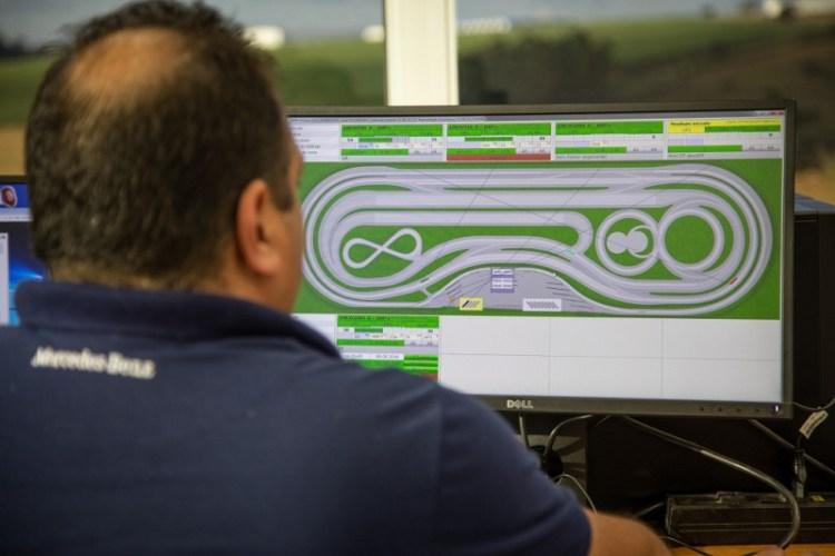 Kooperation in Brasilien:  Mercedes-Benz und Bosch errichten modernes Testzentrum für Fahrzeuge in Iracemápolis Cooperation in Brazil:  Mercedes-Benz and Bosch build a modern testing centre for vehicles in Iracemápolis