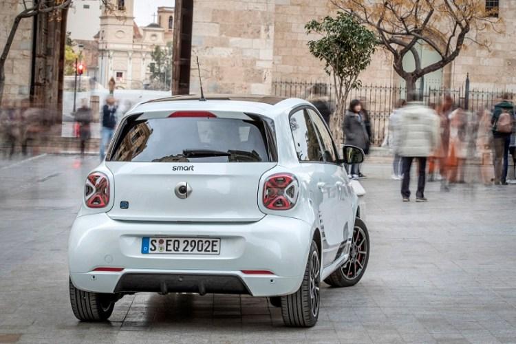 PTD smart EQ  Valencia 2020 PTD smart EQ  Valencia 2020
