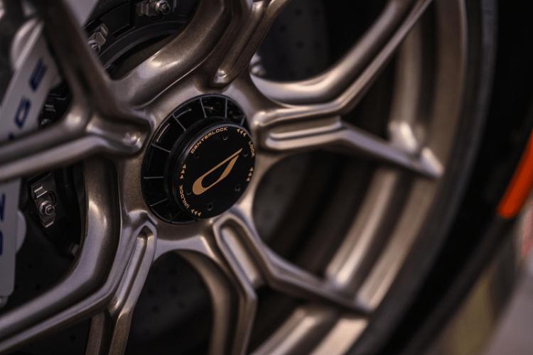 Czinger teases 21C's wheel