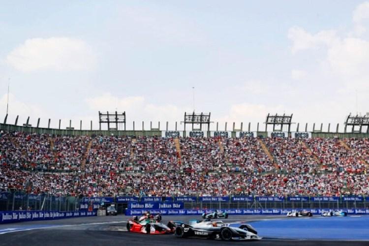 Formula E - Mercedes-Benz EQ Formula E Team, Mexico E-Prix 2020. Stoffel Vandoorne-4