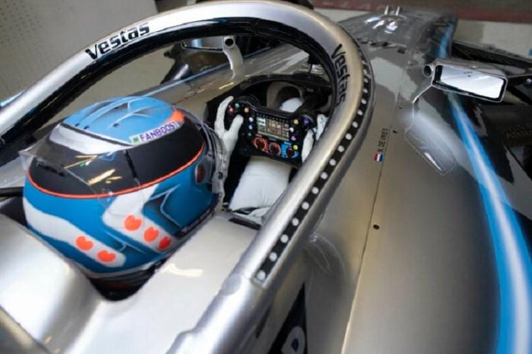 Formula E - Mercedes-Benz EQ Formula E Team, Mexico E-Prix 2020. Stoffel Vandoorne-5