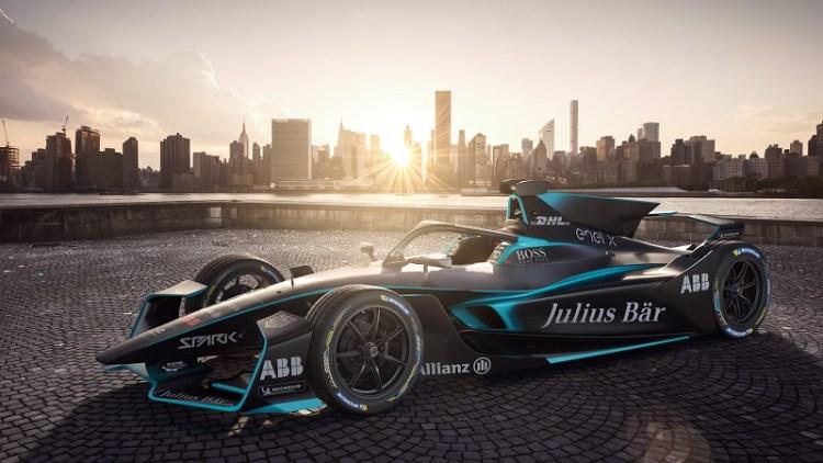 Formula E Reveals Gen 2 EVO World Championship Car -2