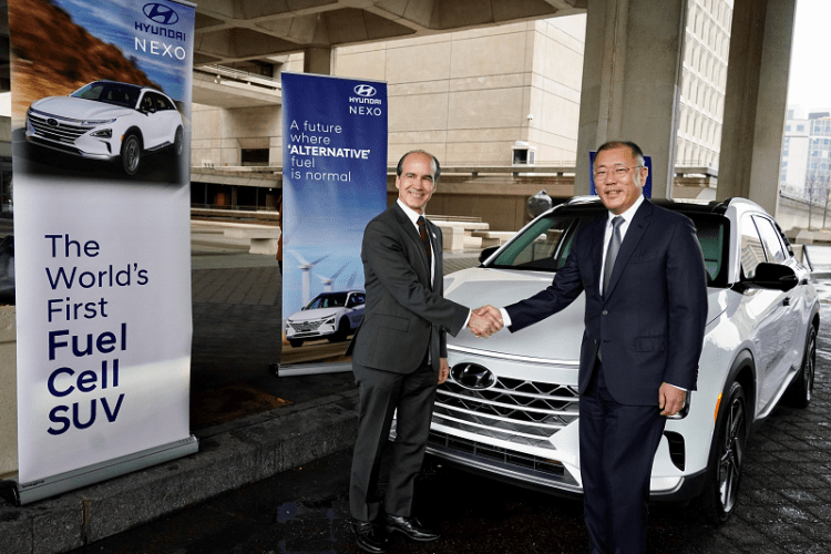 Hyundai Motor Expands Partnership with U.S. Government to Support Further Exploration