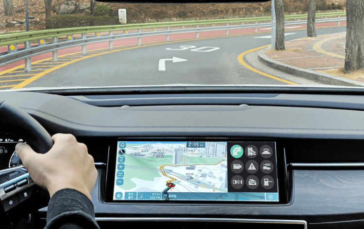 Hyundai and Kia Develops World First 'ICT Connected Shift System-2