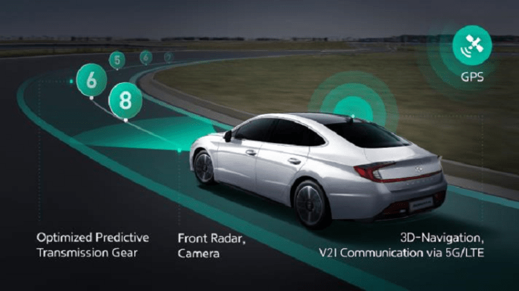Hyundai and Kia Develops World First 'ICT Connected Shift System