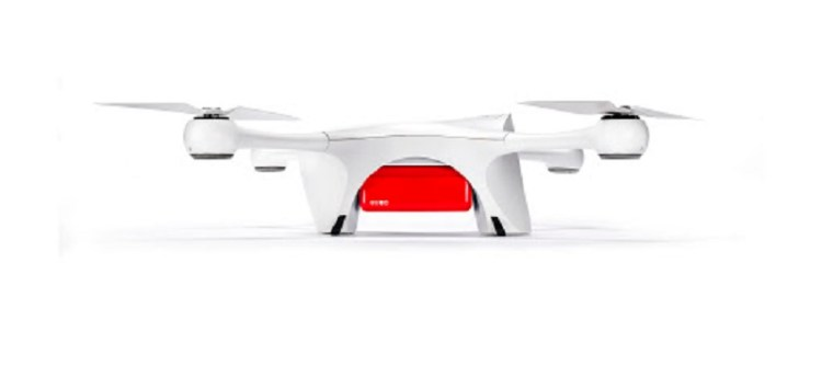 Matternet unnamed drone