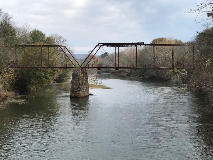 Etowah River Iron Bridge