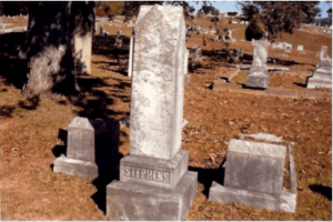 Oak Hill Cemetery, Cartersville, GA.