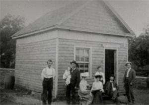Emerson Post Office – circa 1890