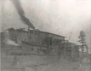 Riverside Ochre Washer Early 20th Century